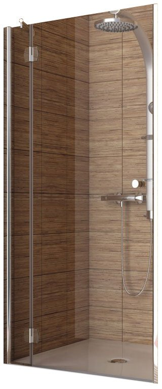 Душевая дверь Aquaform SOL DE LUXE Pivot Recess Door Left 80 (103-06062)