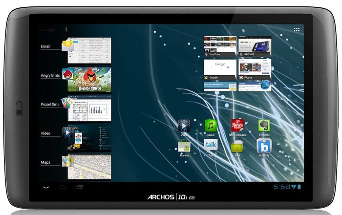 Планшет Archos 101 G9 TURBO 16GB