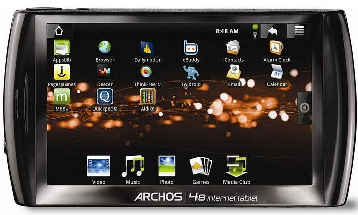 Планшет Archos 48 Internet Tablet 500 Gb