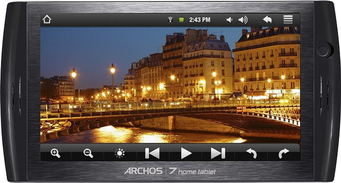 Планшет Archos 7 home tablet V2 8Gb