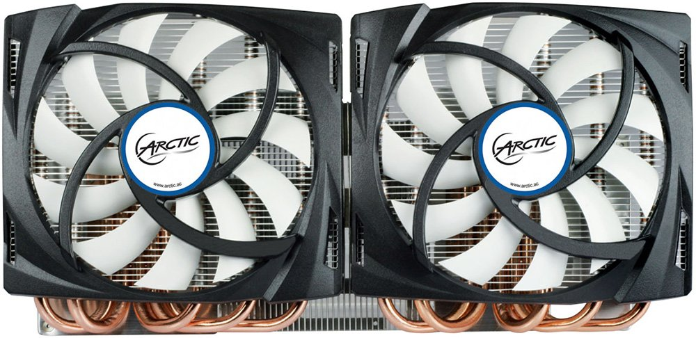 Кулер для видеокарты Arctic Cooling Accelero Twin Turbo 690