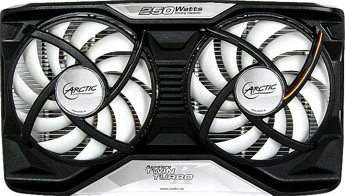 Кулер для видеокарты Arctic Cooling Accelero Twin Turbo II
