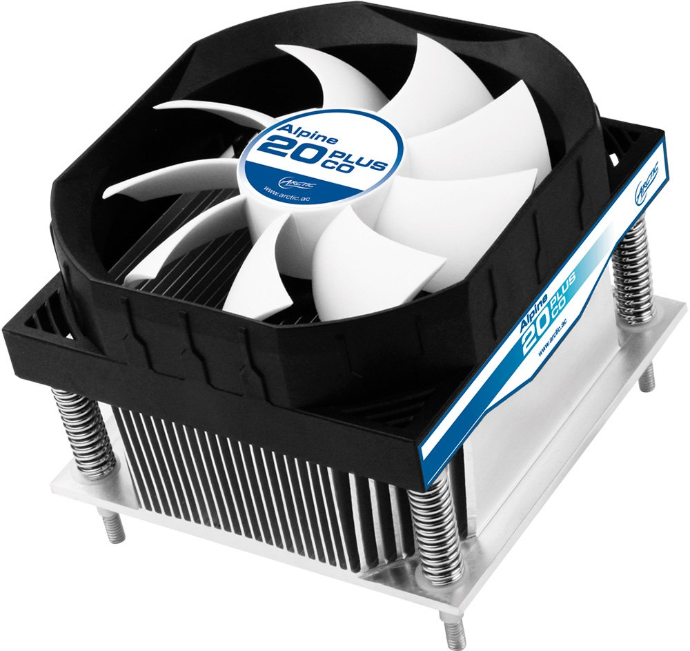 Кулер для процессора Arctic Cooling Alpine 20 Plus CO