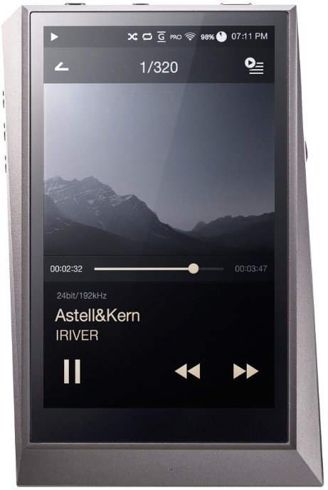 Hi-Fi плеер Astell&Kern AK320 128Gb