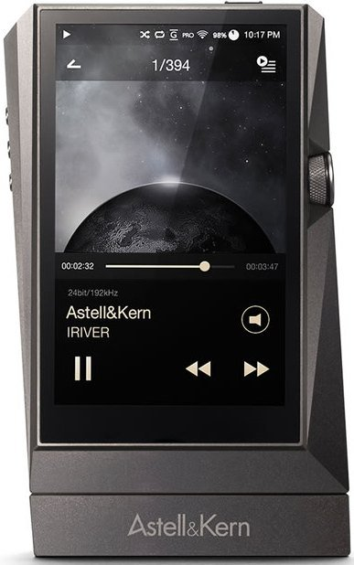 Hi-Fi плеер Astell&Kern AK380 256Gb