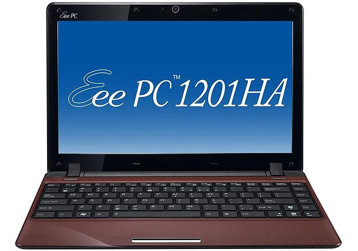 Нетбук Asus Eee PC 1201HA-RED009X