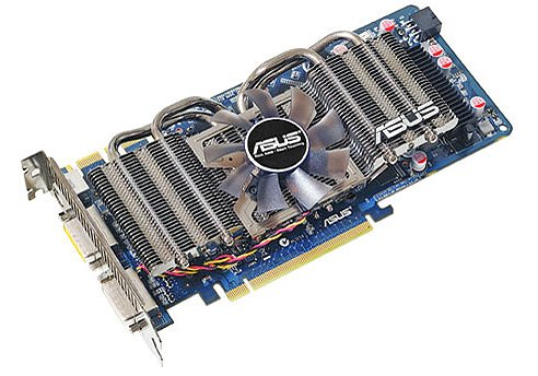 ���������� Asus ENGTS250 OC GEAR/HTDI/512MD3 GeForce GTS 250 512Mb 256bit