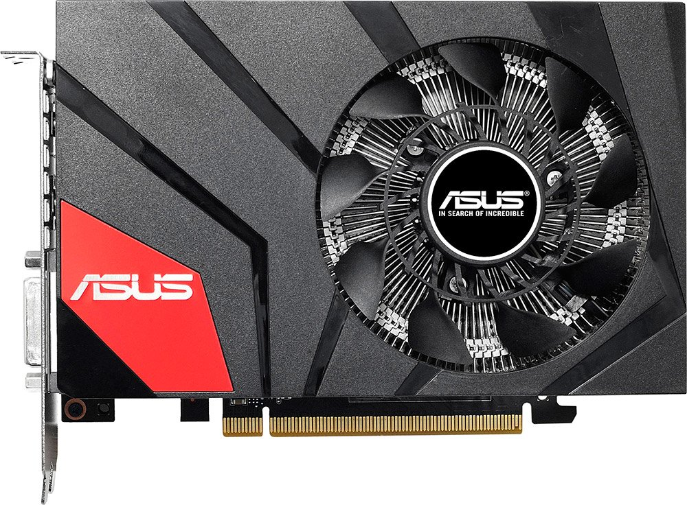 Видеокарта Asus GTX960-MOC-2GD5 GeForce GTX 960 2GB GDDR5 128bit фото