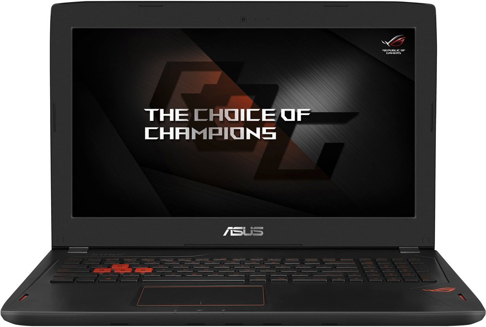 Ноутбук Asus GL502VS-GZ217T фото