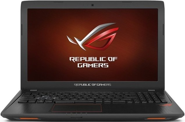 Ноутбук Asus GL753VE-GC046T