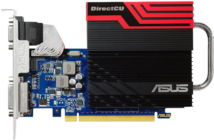Видеокарта Asus GT620-DCSL-2GD3 GeForce GT 620 2048MB DDR3 64 bit
