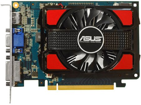 Видеокарта Asus GT630-4GD3 GeForce GT 630 4096Mb GDDR3 128bit