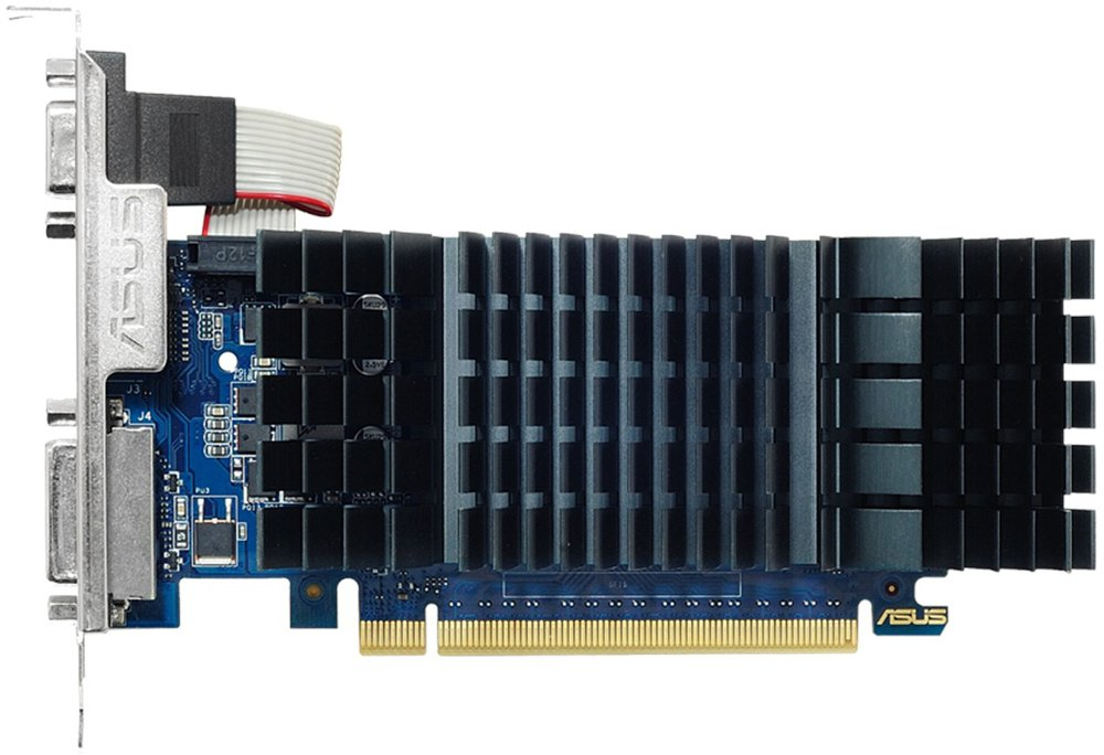 Видеокарта Asus GT730-SL-2GD5-BRK GeForce GT 730 2Gb GDDR5 64bit фото