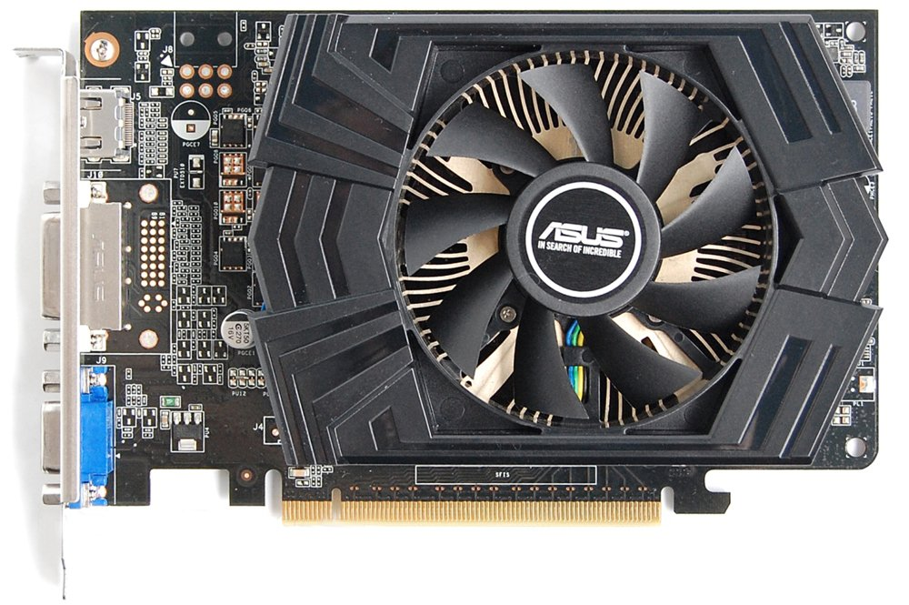 Видеокарта Asus GTX750-PHOC-1GD5 GeForce GTX 750 1GB GDDR5 128bit фото