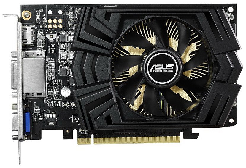 Видеокарта Asus GTX750TI-PH-2GD5 GeForce GTX 750 Ti 2048Mb GDDR5 128bit