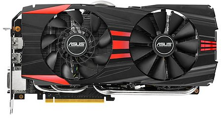 Видеокарта Asus GTX780-DC2OC-3GD5 GeForce GTX 780 3GB GDDR5 384bit