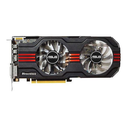 Видеокарта Asus HD7850-DC2-2GD5 Radeon HD 7850 2048Mb GDDR5 256 bit