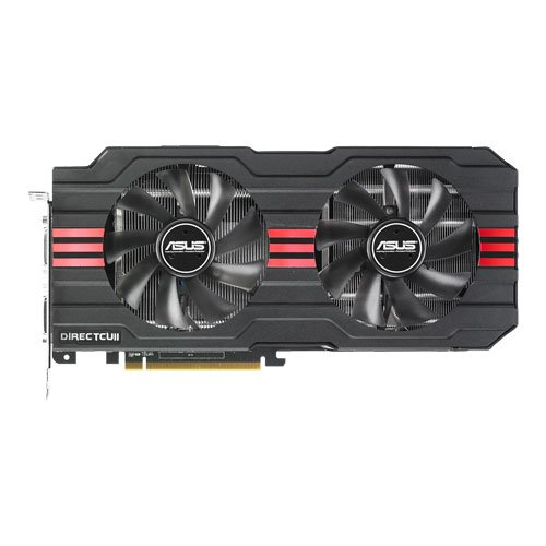 Видеокарта Asus HD7970-DC2-3GD Radeon HD 7970 3072Mb GDDR5 384bit