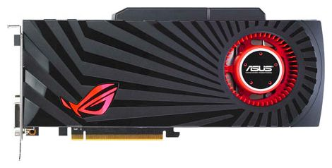 ���������� Asus MATRIX 5870 P/2DIS/2GD5 Radeon HD 5870 2048 Mb GDDR5 256bit