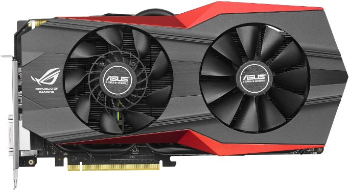 Видеокарта Asus MATRIX-GTX980-4GD5 GeForce GTX 980 4Gb GDDR5 256bit
