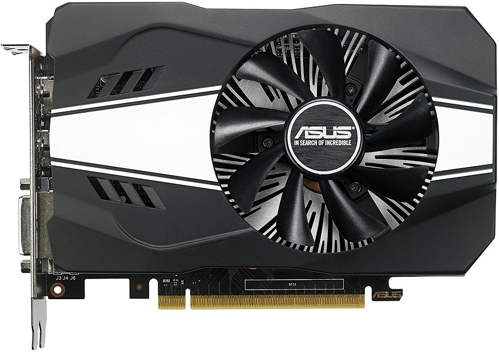 Видеокарта Asus PH-GTX1060-3G GeForce GTX 1060 3Gb GDDR5 192bit  фото