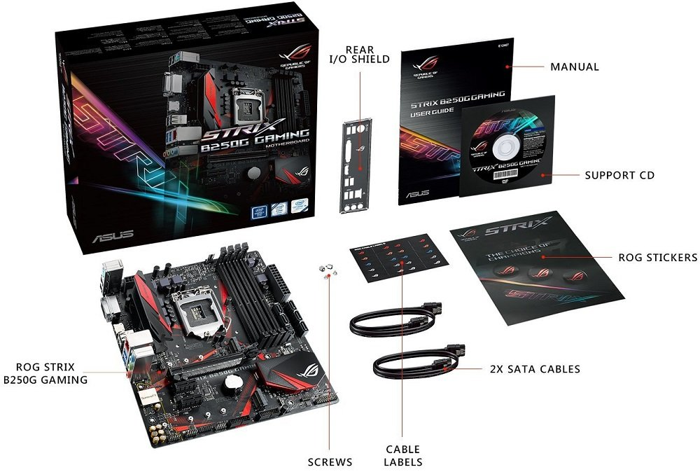 ASUS ROG STRIX B250G GAMING WINDOWS 8 X64 TREIBER