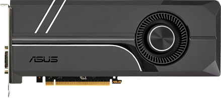 Видеокарта Asus TURBO-GTX1080-8G GeForce GTX 1080 8Gb GDDR5 256bit фото