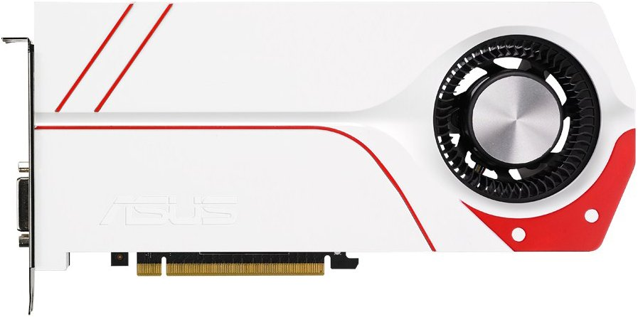 Видеокарта Asus TURBO-GTX970-OC-4GD5 GeForce GTX 970 4GB GDDR5 256 bit