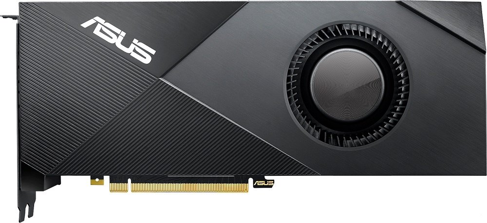 Видеокарта Asus TURBO-RTX2070-8G GeForce RTX 2070 8Gb GDDR6 256bit фото