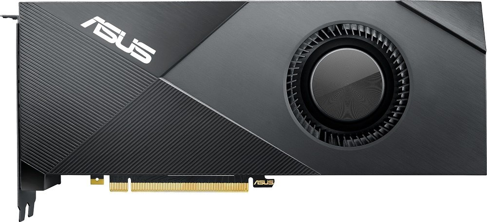 Видеокарта Asus TURBO-RTX2080TI-11G GeForce RTX 2080 Ti 11Gb GDDR6 352bit фото