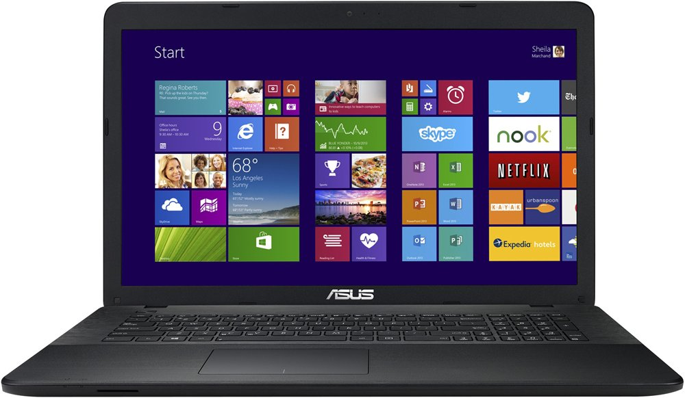 ������� Asus X751LD-TY029H (90NB04I1-M00320)