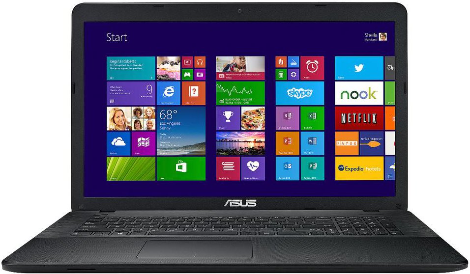 Ноутбук Asus X751MD-TY044H