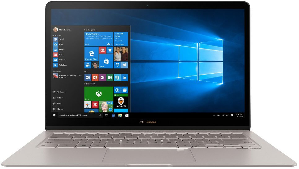 Ультрабук Asus ZenBook 3 Deluxe UX490UA-BE054R фото