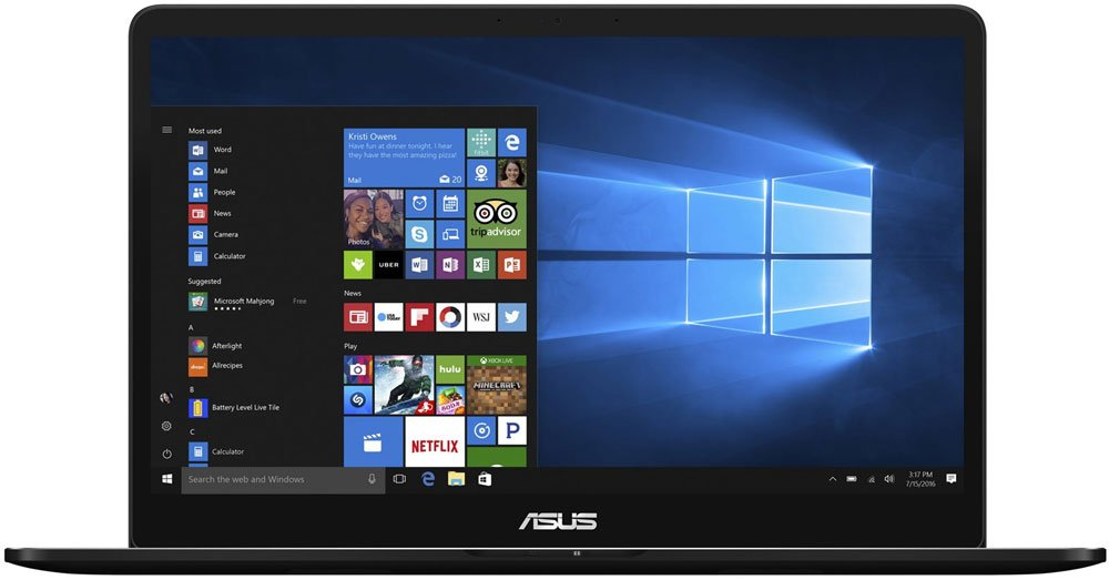 Ультрабук Asus ASUS ZenBook Pro UX550VD-BN205T фото
