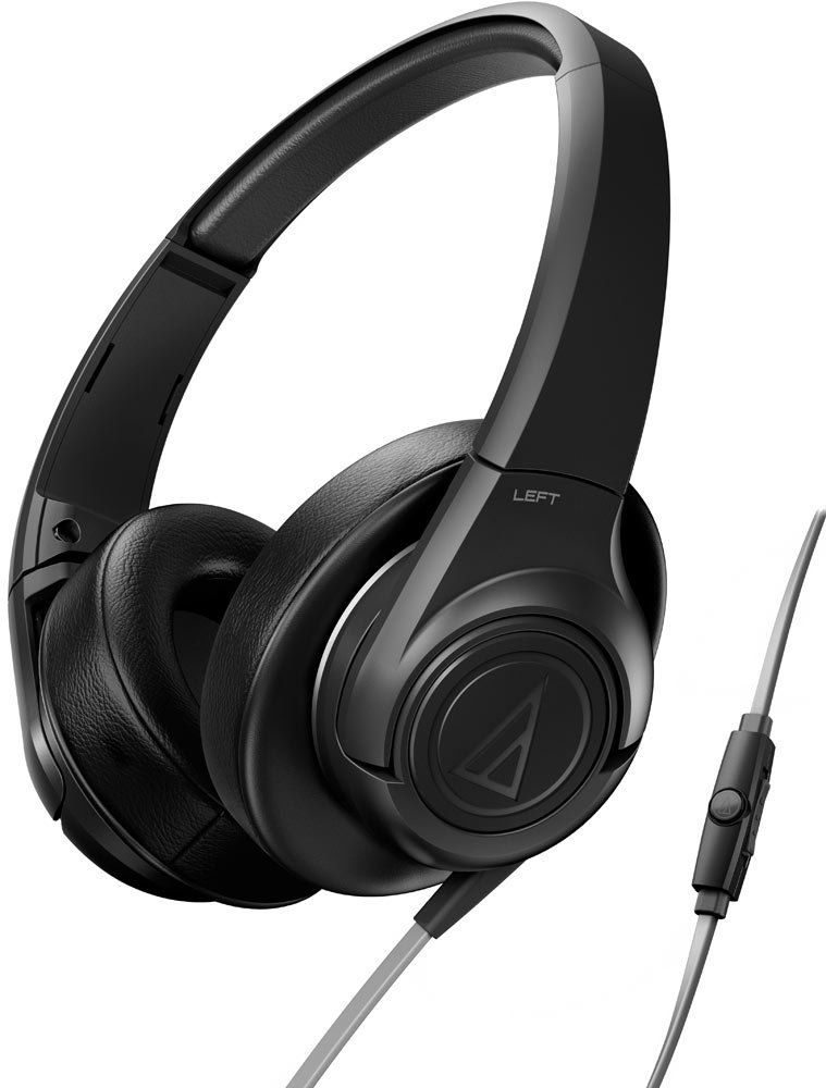 Гарнитура Audio-Technica ATH-AX3iS