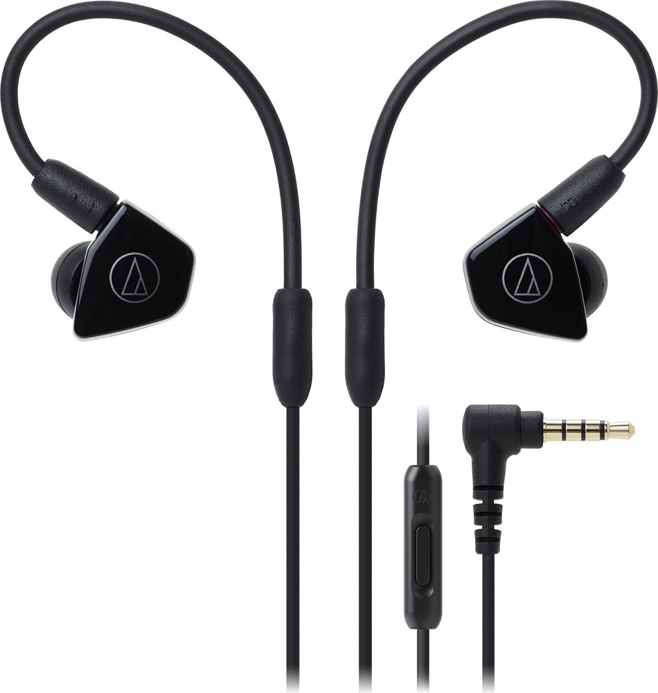 Гарнитура Audio-Technica ATH-LS50iS фото