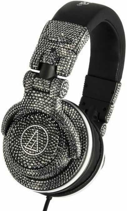 Наушники Audio-Technica ATH-PRO700 Crystal