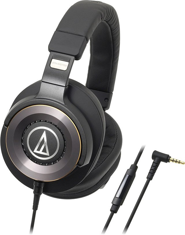 Гарнитура Audio-Technica ATH-WS1100iS фото