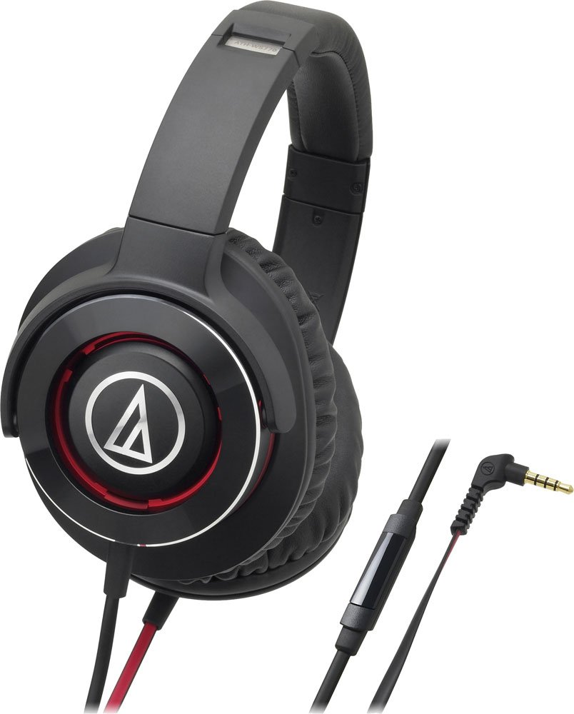 Гарнитура Audio-Technica ATH-WS770iS фото