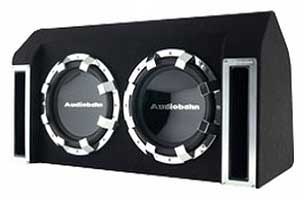 Сабвуфер Audiobahn ABB122V