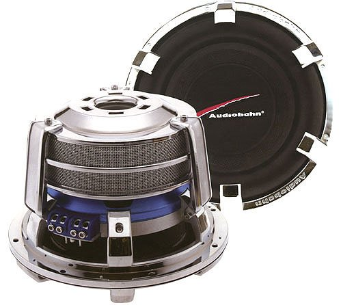 Сабвуфер Audiobahn AW1205N