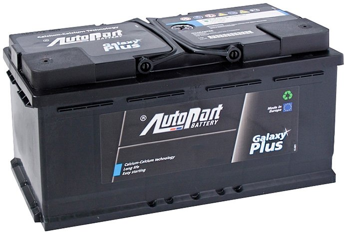 Аккумулятор AutoPart Galaxy Plus AP1100 (110Ah)