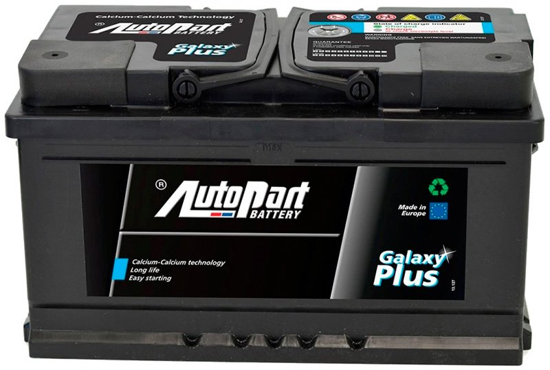 Аккумулятор AutoPart Galaxy Plus AP900 (90Ah) фото