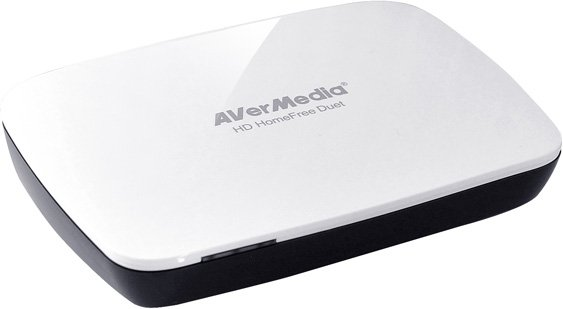 ТВ-тюнер AverMedia HD HomeFree Duet F200