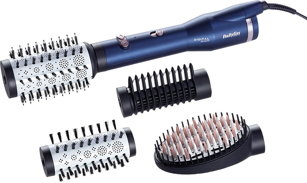 Фен-щетка BaByliss AS500E Digital Sensor фото