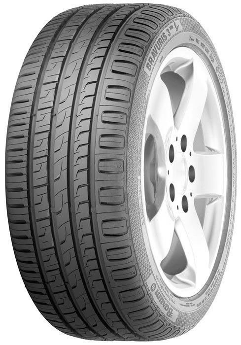 Летняя шина Barum Bravuris 3 HM 245/45R18 96Y