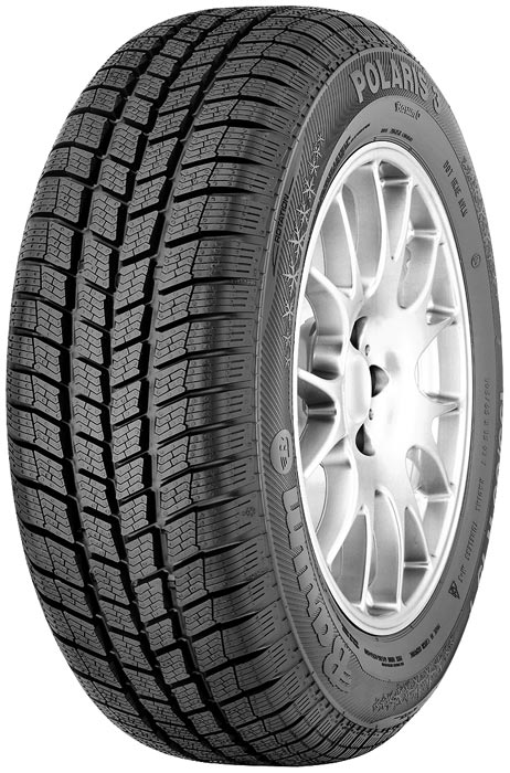 Зимняя шина Barum Polaris 3 4x4 225/55R17 101V