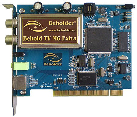 ��-����� Beholder Behold TV M6 Extra