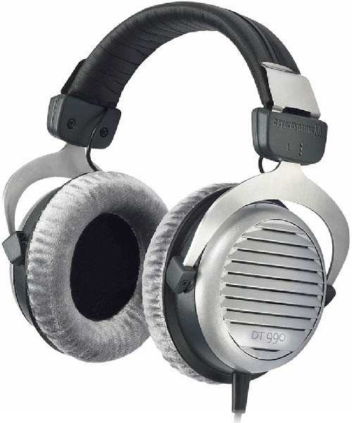 Наушники Beyerdynamic DT 990, 600 Ohm