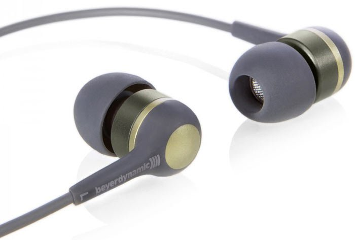 Наушники Beyerdynamic DTX 71 iE 714089 gold/silver